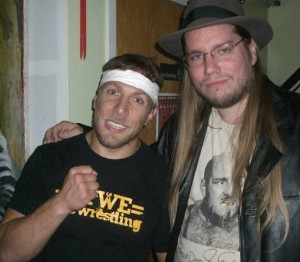 The American Dragon Bryan Danielson AKA Danial Bryan & The Brumeister