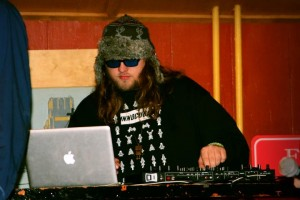 Guest DJ at the November Criminals CD release