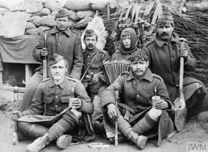 2nd Battalion Argyll and Sutherland Highlanders. August 1914